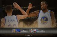 NBA 2016-17: la notte del 03 Novembre