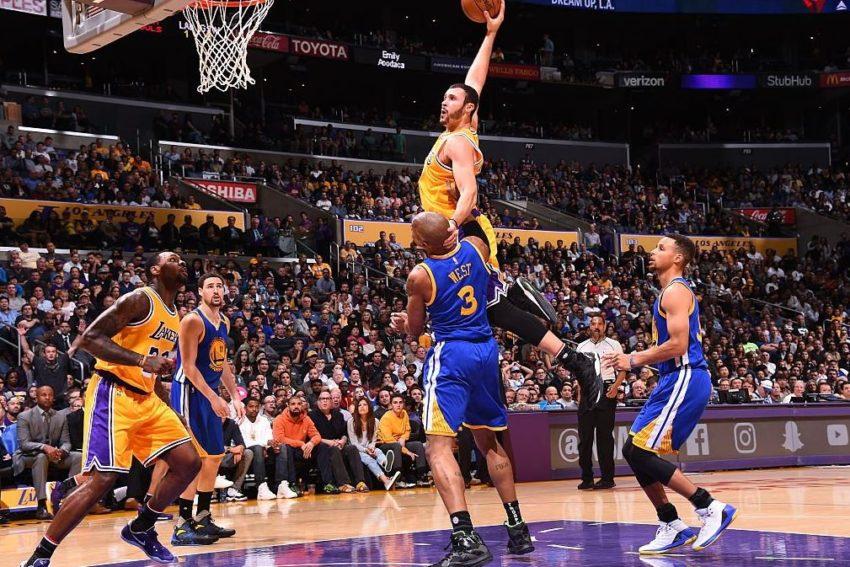 NBA 2016-17: la notte del 4 Novembre