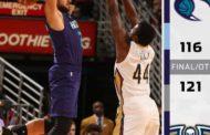 NBA 2016-17: la notte del 19 Novembre