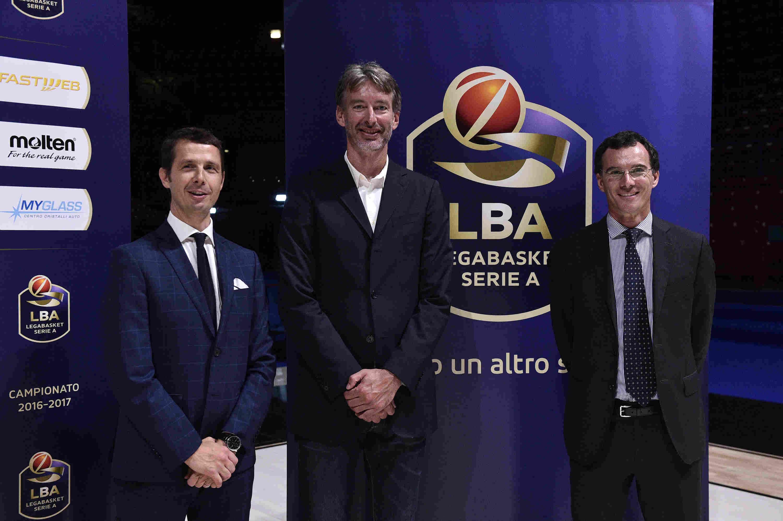 Lega A 2016-17: entra nel vivo la partnership tra la Lega Basket Serie A e la piattaforma finanziaria online