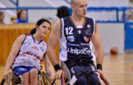 Basket in carrozzina #SerieA1Fipic 2016-17: 14^ turno con il #BigMatch al vertice tra UnipolSai Briantea84 e GSD 4 Mori Porto Torre