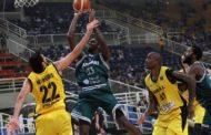 FIBA Champions League 2016-17: brutta Sassari che non regge l'urto di OAKA vince Aek 78-58