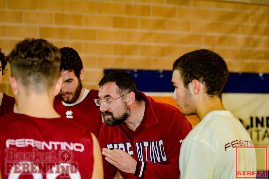Giovanili 2016-17: larga vittoria del Basket Ferentino U20 Ecc che supera Formia