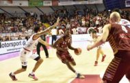 Lega A 2016-17: la Reyer Venezia si scuote e batte in casa The Flexx Pistoia 74-62
