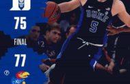 Ncaa 2016-17: Kansas batte Duke in un finale da cardiopalma