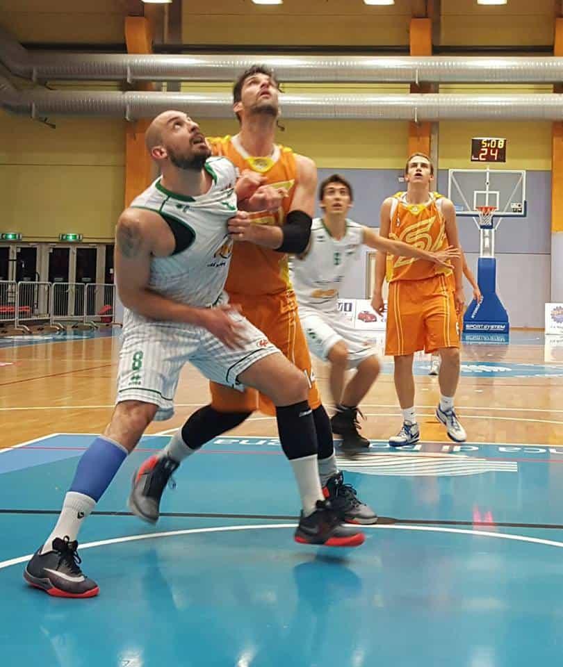 Serie C Gold Emilia 2016-17: sconfitta per la PSA Modena a Lugo di Romagna per 74-56