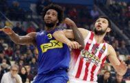 Euroleague 2016-17, impresa Maccabi al Pireo, disfatta Bamberg, facili Efes e Real