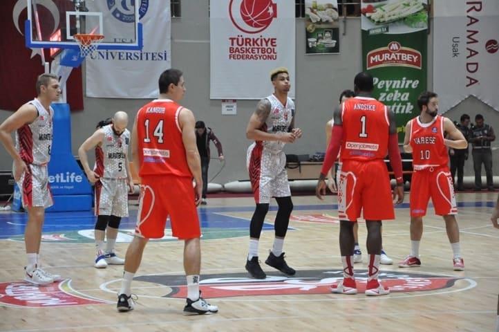 FIBA Champions League 2016-17: Varese ne prende altri 23 in Turchia vs l'Usak