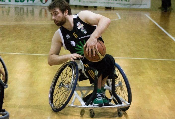 Basket in carrozzina #SerieA1Fipic 2016-17: 6^ turno con Giulianova per consolidare il primato