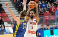 FIBA Champions League 2016-17: Varese ritrova il sorriso battuto EWE Baskets Oldenburg 76-71