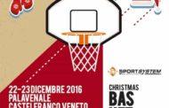 Serie C Gold e Silver 2016-17: il Torneo di Natale a Castelfranco Veneto