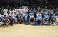 Lega A PosteMobile e Basket in carrozzina 2016-17: la grande festa di Sassari con Dinamo, Dinamo Lab ed Unicef Italia
