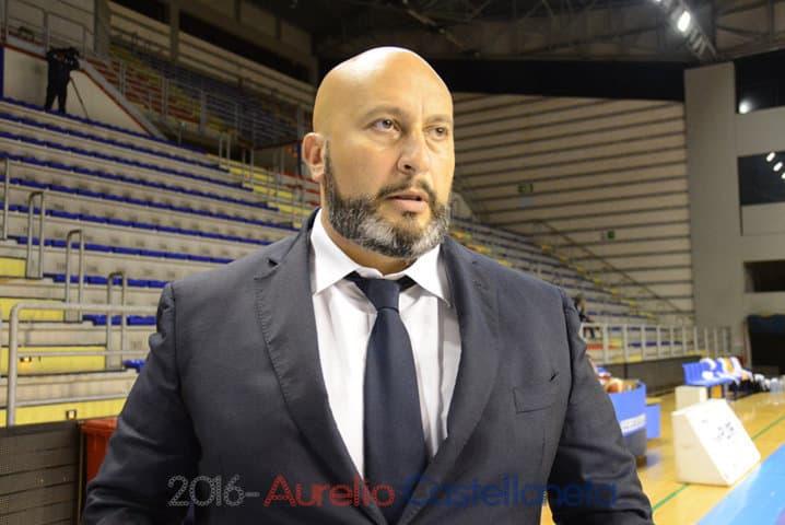 Serie B girone D 2016-17: l'amarezza di coach Giovanni Putignano per la retrocessione della Pu.Ma. Trading Taranto