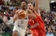 FIBA Champions League 2016-17: si riscatta Sassari che supera nettamente gli ungheresi del Szolnoki Olaj 97-88