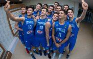 Nazionale 2016-17: Italia U18M, che intensità! vittoria spettacolare contro la Croazia