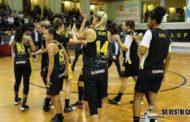 Lega Femminile A1 2016-17: sul parquet della Gesam Gas Lucca le Lupe vincono 61-76