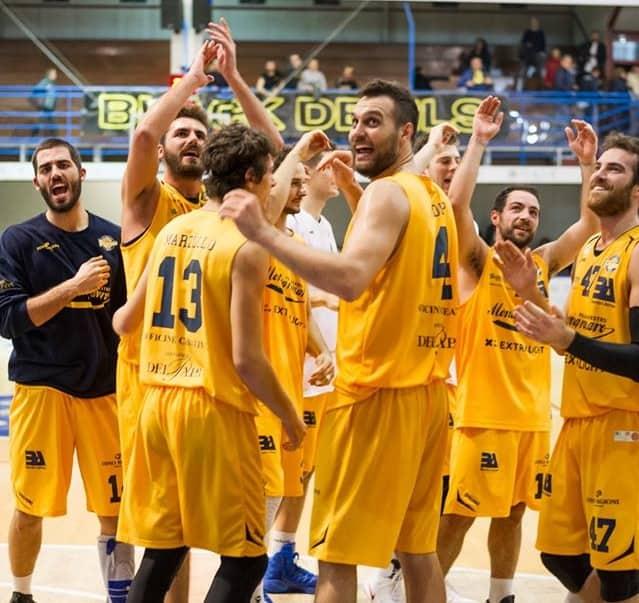 Serie B girone D 2016-17: facile W della XL EXTRALIGHT® Montegranaro vs i resti della Pu.Ma.Trading Taranto