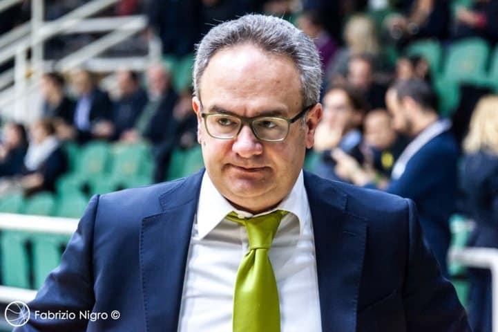 Lega A 2016-17: Pino Sacripanti presenta il match tra la sua Sidigas Avellino e la Vanoli Cremona