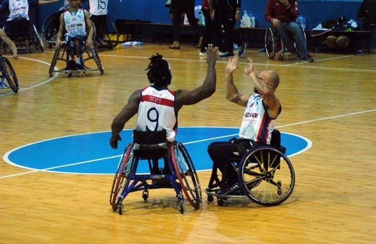 Basket in carrozzina #SerieA1Fipic 2016-17: 7^ turno in ottica F4 di Coppa Italia