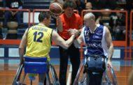 Basket in carrozzina #SerieA1Fipic 2016-17: Supercoppa italiana domani a Trapani tra UnipolSai Briantea84 e S.Lucia Roma