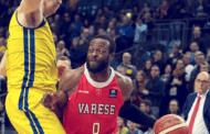 Fiba Champions League 2016-17: Varese saluta l'Europa con una sconfitta ad Oldemburg