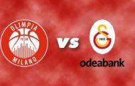 Euroleague 2016-17: Milano ripartire contro il Galatasaray è d'obbligo
