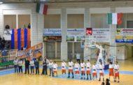 Serie C Silver Puglia 2016-17: vittoria per la Valle D'Itria Bk Martina sulla Diamond Foggi 85-66