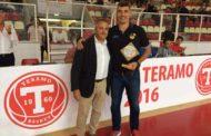 Serie B girone C 2016-17: Gianluca Lulli della Citysightseeing Palestrina tira le somme del lavoro svolto nel girone d'andata