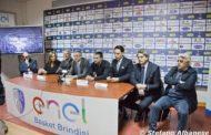 Lega A PosteMobile 2016-17: Enel Brindisi presenta maglia ufficiale F8, per l'occasione si chiamerà