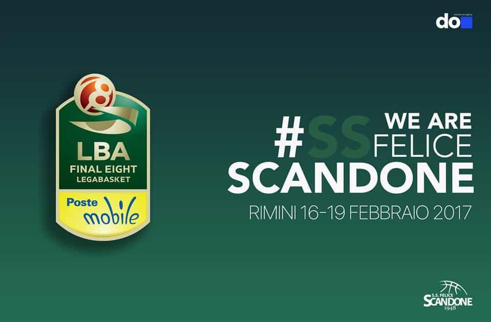 PosteMobile Final Eight Coppa Italia 2017: Sacripanti ed Alberani da Avellino sul match vs Sassari ai quarti di finale a Rimini