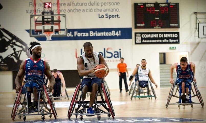 Basket in carrozzina #SerieA1Fipic 2016-17: nel 14^ turno GSD 4 Mori Porto Torres fa suo il #BigMatch mentre ne approfittano le inseguitrici
