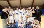 Giovanili 2016-17: Stella Azzurra U20M Eccellenza qualificata alle Finali Nazionali con 4 turni di anticipo
