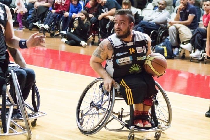 Basket in carrozzina #SerieA1Fipic 2016-17: sta per chiudersi la Regulas Season con la 7^ di ritorno spicca S.Stefano Banche Marche vs DECO Group Amicacci Giulianova