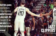 NBA 2016-17: la notte del 13 Marzo NBA, decisiva vittoria dei Jazz per consolidare il 4° posto ad Ovest