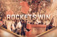 NBA 2016-17: la notte del 26 Marzo i Rockets vincono di squadra