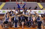 Basket in carrozzina #FinalFourCoppaItalia 2017: la GSD 4 Mori Porto Torres è seconda alle spalle della Briantea84