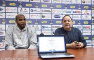 Lega A PosteMobile 2016-17: l'Enel Basket Brindisi presenta Samardo Samuels (Video Integrale)