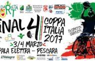 Basket in carrozzina #FinalFourFipic Coppa Italia 2017: da venerdì 3 a sabato 4 marzo a Pescara il primo Trofeo dell'anno