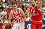Euroleague 2016-17: Printezis decide la battaglia di Belgrado, Cska e Real coppia al comando