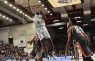 FIBA Basketball Champions League 2016-17: Sassari vince 79-63 l'andata dei sedicesimi con Le Mans