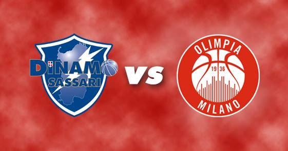 Lega A PosteMobile 2016-17: la preview di Dinamo Sassari vs Olimpia Milano