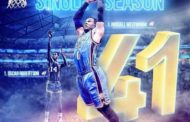 NBA 2016-17: la notte del 4 Aprile Westbrook raggiunge Robertson a quota 41