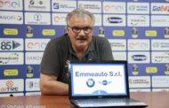 Lega A PosteMobile 2016-17: Sacchetti presenta la sfida contro la capolista, i campioni d'Italia dell'EA7 Milano  (Video)
