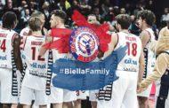 A2 Citroen Ovest 2016-17: Angelico Biella nella storia con 15 W in 15 gare interne battuta anche la Mens Sana 1871