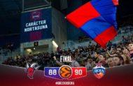 Euroleague 2016-17: il Cska Mosca è la seconda squadra a raggiungere le Final Four. Battuta un coriaceo Saski Baskonia