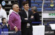 Lega A PosteMobile 2016-17: parola al DS Giuseppe Sindoni della Betaland Capo D'Orlando
