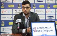 Lega A PosteMobile 2016-17: il DS Tullio Marino presenta la sfida casalinga contro Pesaro (Video)