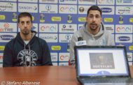 Lega A PosteMobile 2016-17: assistant coach Marco Esposito e il capitano Marco Cardillo presentano la trasferta di Caserta (Video)