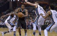 NBA playoffs 2017: come i Memphis Grizzilies hanno pareggiato la serie contro gli Spurs di Popovich