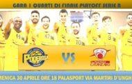 Serie B Playoff 2016-17: inizia la scalata verso l'A2 per l'XL EXTRALIGHT® avversario il Mastria Vending Catanzaro